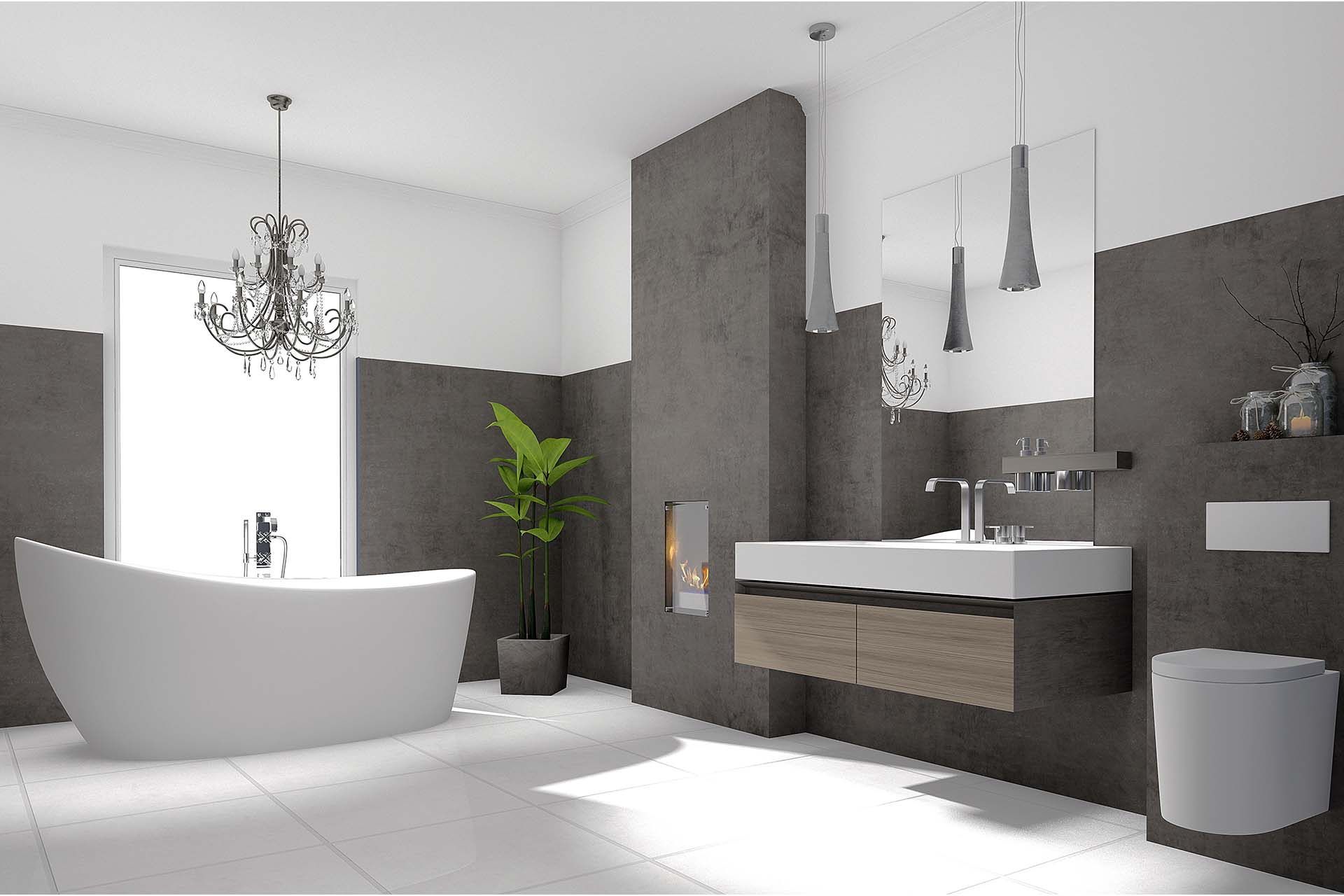 ADHS Bathroom Design and Install Essex London Hertfordshire